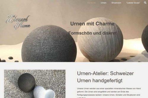 Projekt urnen mit charme.ch