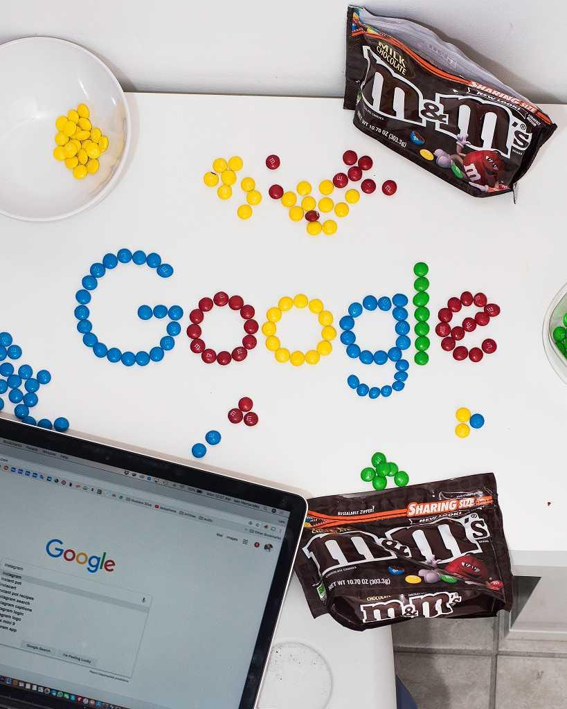 Google ist Nummer 1
